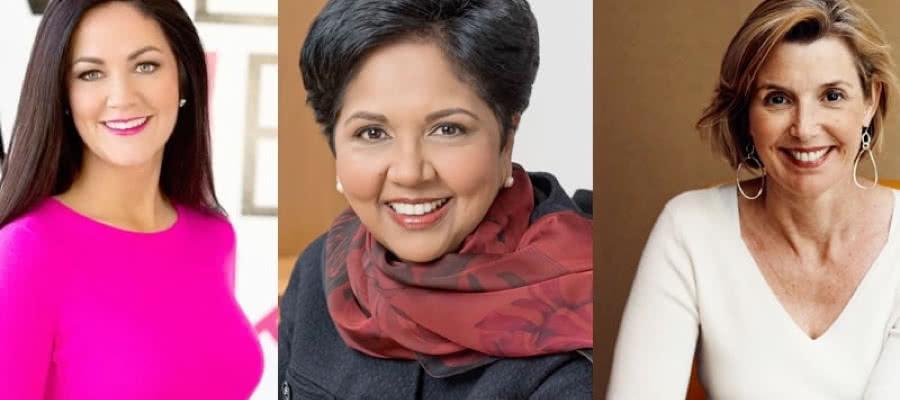 21 Most Powerful Women in Finance & Business - The Cashlorette